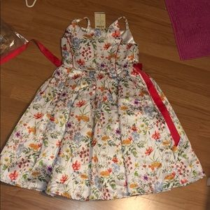 NEW WITH TAG beautiful MONSOON flower dress